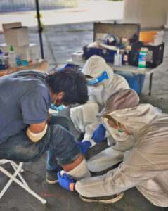PPE-wound-dressing